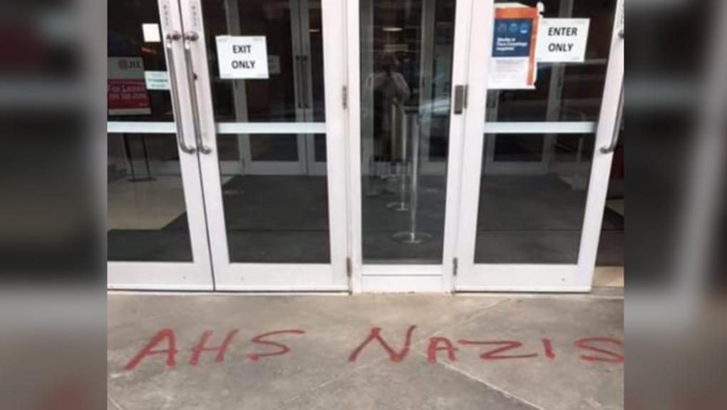 AHS Vandalism
