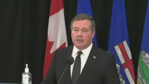 Premier Kenney on rapid COVID testing in schools
