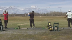 Sudbury golf course offers new putting experience