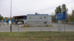 Terrapure Environmental Services in Springwater, Ont. on Sat. April 10, 2021 (Chris Garry/CTV News)