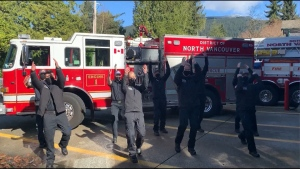 'Flash mob' to support Lynn Valley