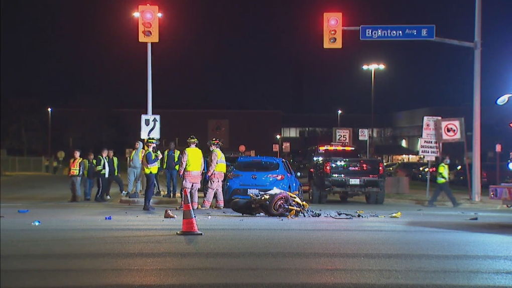 Mississauga collision