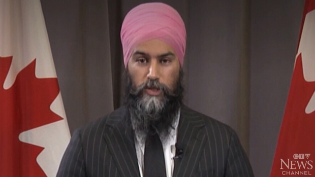 CTV QP: NDP ready for possible federal election