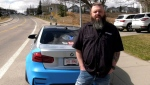 Jeff Dickinson says there are groups of individuals who are coming out to car shows in parking lots throughout Calgary and ruining the atmosphere for law-abiding participants.