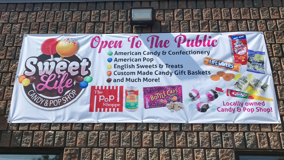 Sweet Life Candy and Pop Shop