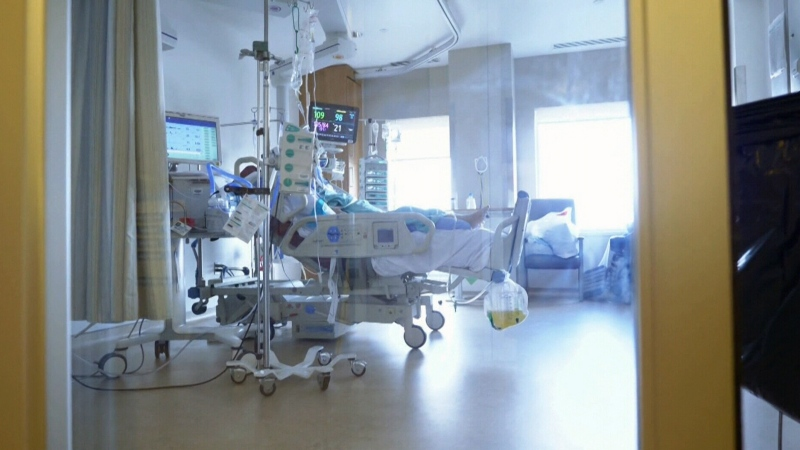 ICU capacity concerns
