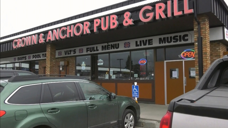 Edmonton pub closed after defying health orders