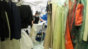 Montreal dry cleaner