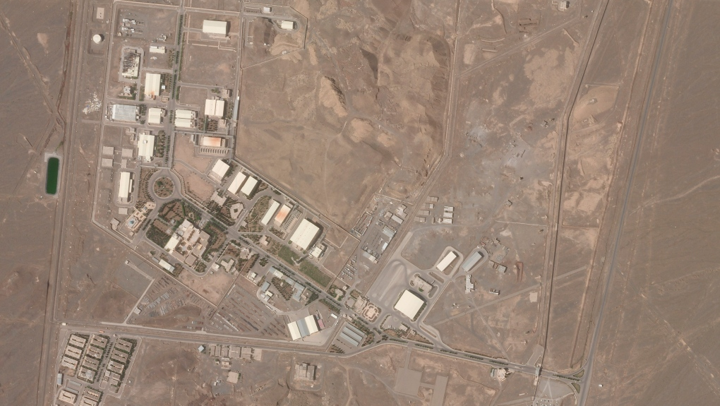 Natanz nuclear facility