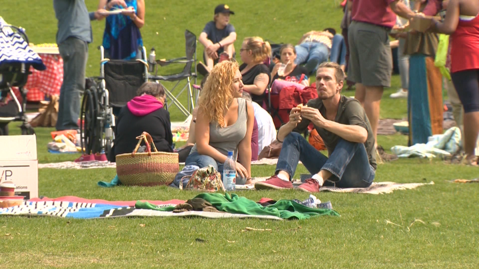 Drinking in City of Calgary parks will be permitted starting June 1. (file)