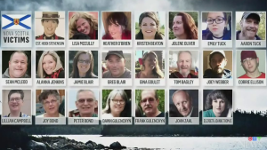 Events planned to remember N.S. shooting victims