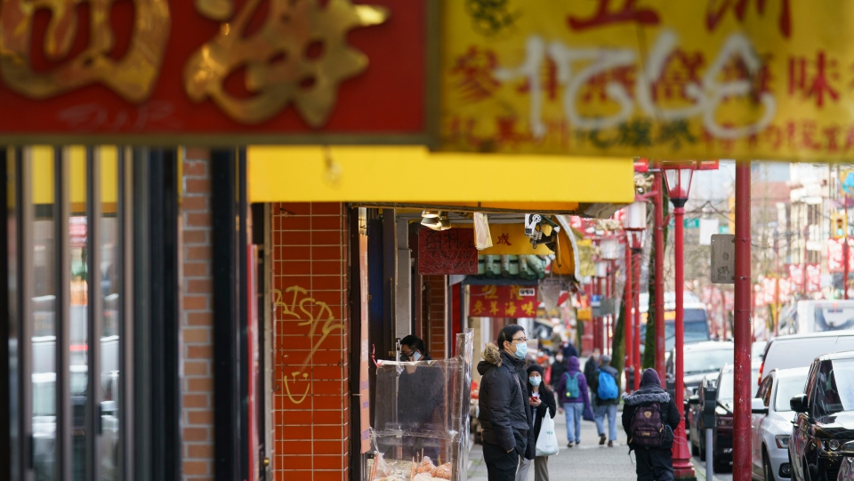 Feds urged to help hit-hard Chinatowns in Canada