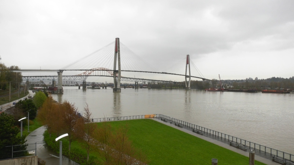 New Westminster Pier Park