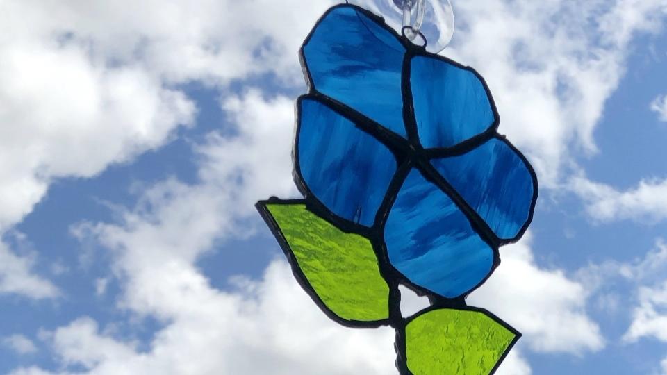 Stained glass Ottawa Gina Bies