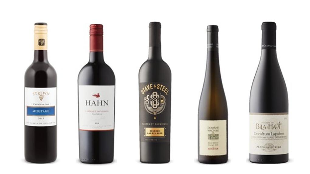 Natalie MacLean's Wines of the Week, Apr. 12, 2021
