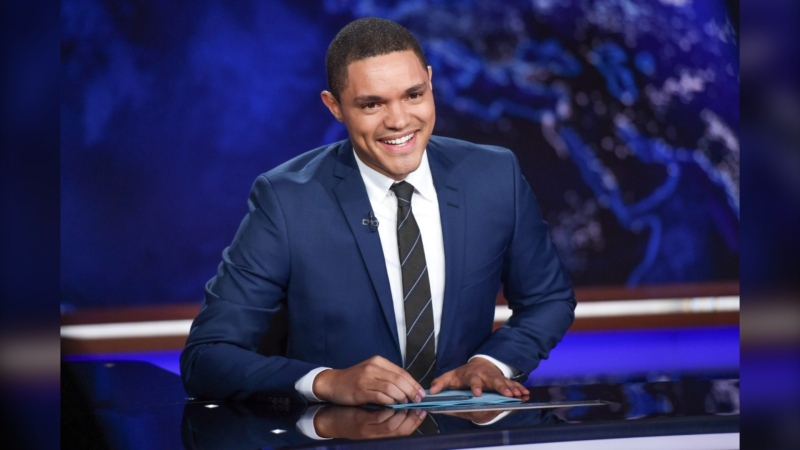 Trevor Noah's Sorry, Not Sorry Canadian Tour has been rescheduled. (File photo)