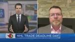 Sens move defencemen on deadline day