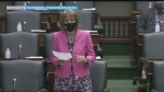 Member statement read at Queen's Park on LU cuts