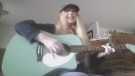 An original song tonight from Manitoulin Island