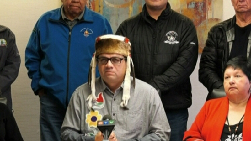 Province appealing treaty decision