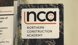A new private career college is offering programs in Sudbury. Northern Construction Academy was developed through relationships built with officials at Pioneer Construction and Fisher Wavy. (Lyndsay Aelick/CTV News)