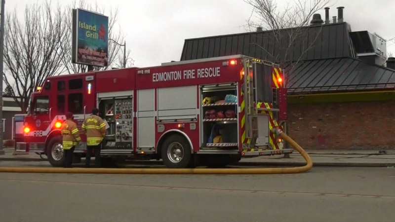 Firefighters call for COVID vaccine
