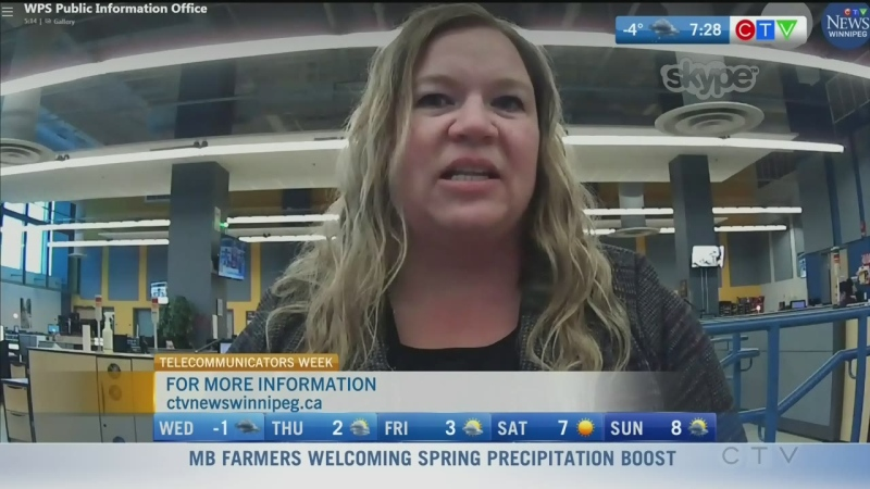 When you call 911, telecommunicators need a few things from you on the phone. Rachel Lagacé has more.