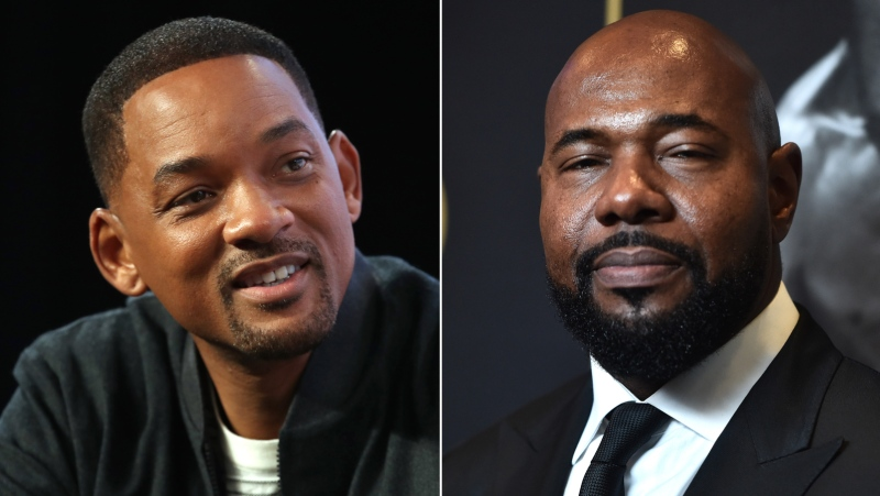"Director/producer Antoine Fuqua and his Fuqua Films and actor/producer Will Smith and his media company Westbrook Inc. have opted to move production of their forthcoming film ""Emancipation"" from the state. (Getty Images/CNN)"