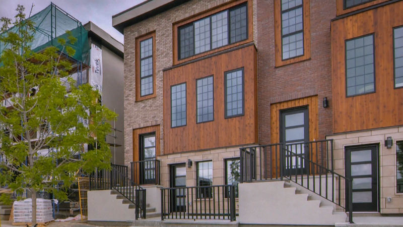 The 2020 BILD Award for Best Townhome/Villa $380,000 & over in a New Community – Madison Avenue Group