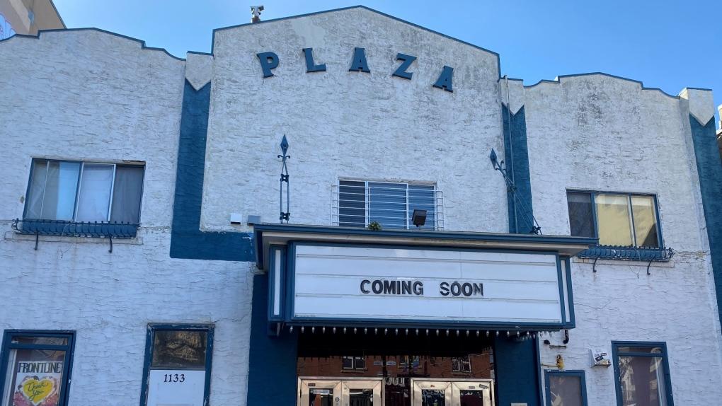 Plaza Theatre, Calgary, Kensington