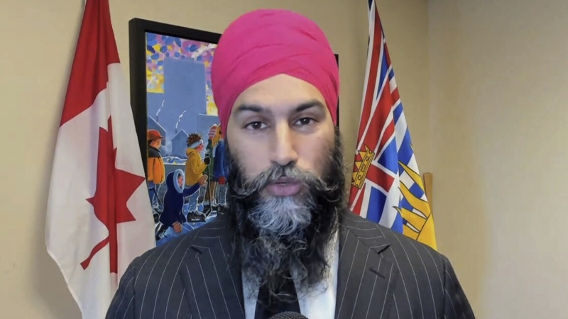 Power Play: Singh on NDP's budget demands