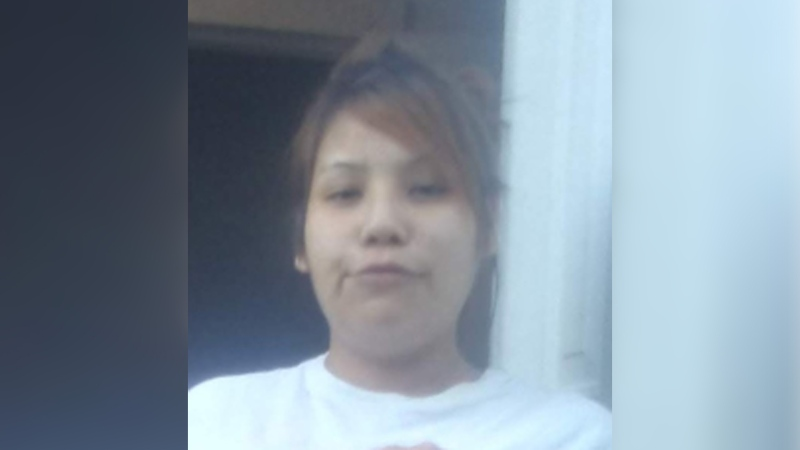 Winnipeg Police believe Clarina Ross, 25, was last seen on April 2, 2021, in the area of Main Street and McDermot Avenue. (Supplied: Winnipeg Police)