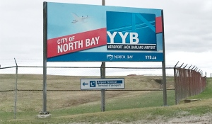 A 56-year-old man from Newfoundland has been charged with impaired driving of a helicopter in North Bay, Ont. (File)