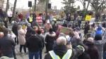 Anger, frustration towards Alberta restrictions gr