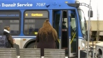 Edmonton transit fares rising