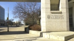 The University of Alberta. (CTV News Edmonton)