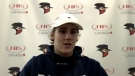 Taylor Makar is playing for the Brooks Bandits just like older brother Cale. Glenn Campbell reports