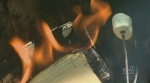 Precipitation eases fire ban situation