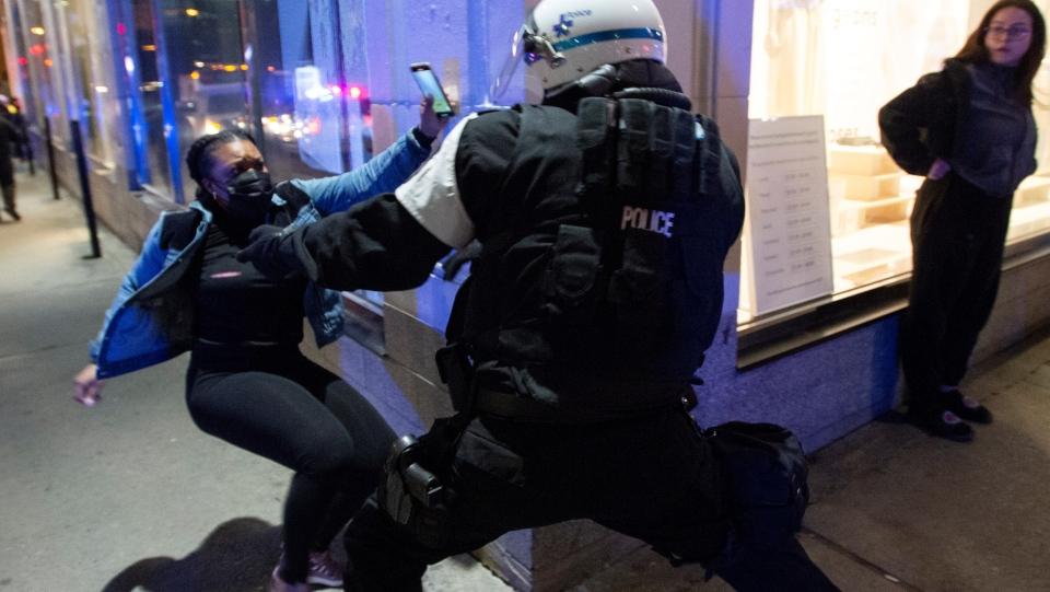 Curfew Montreal