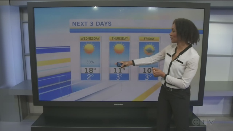 CTV Morning Live Weather Apr 14