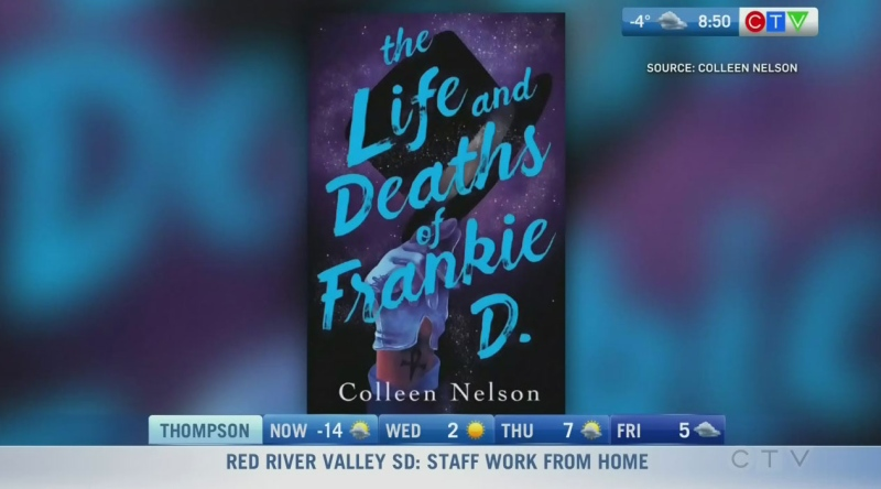 Winnipeg teacher publishes 12th novel
