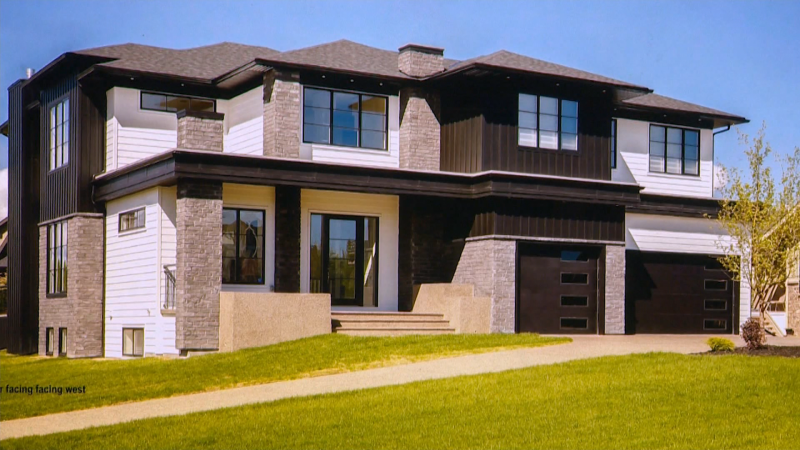 Urban Indigo Fine Homes wins BILD Award for Best New Home $850,000 to $ 999,999.