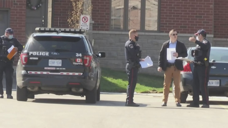 Investigation underway in Brantford