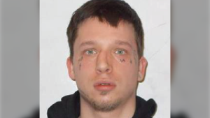 Police say they have arrested a man wanted on a Canada-wide warrant: (Victoria Police)