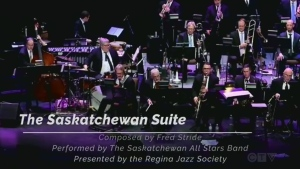 saskatchewan big band