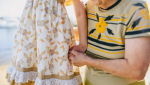 A stock image of a grandmother and granddaughter (RODNAE Productions/Pexels)
