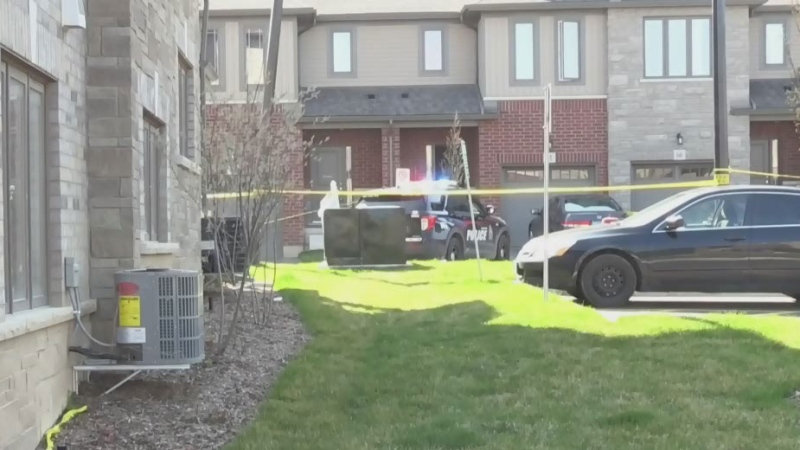 Fatal shooting in Brantford