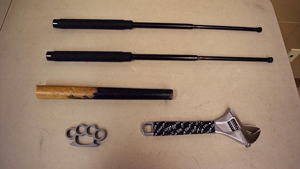 Bradford weapons