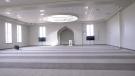 The Baitur Rahmat Mosque mosque in Saskatoon. (Dale Cooper/CTV Saskatoon)