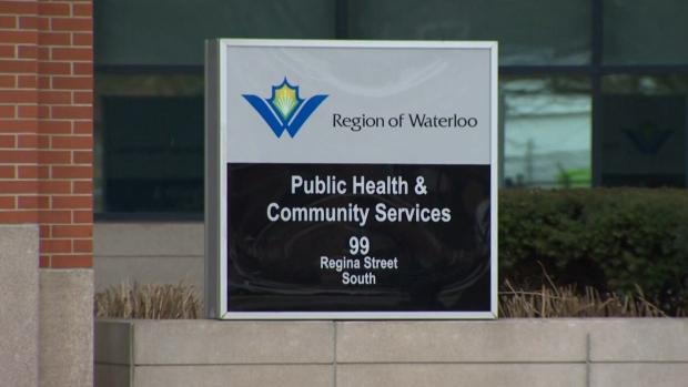 Waterloo public health